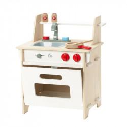 Μικρή ξύλινη κουζίνα Oxybul iMAGibul