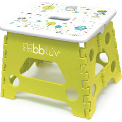 BBluv® πτυσσόμενο σκαλάκι Step Lime