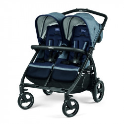 Καρότσι διδύμων Peg-Perego Book for Two Horizon