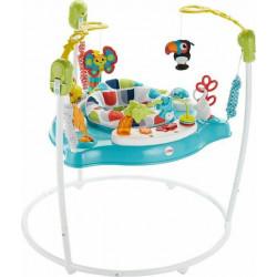 Καθισματάκι αναπήδησης Fisher-Price® Jumperoo® Ζωάκια της ζούγκλας GWD42