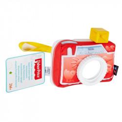 Κουδουνίστρα κάμερα με υφές Fisher-Price® DFR11