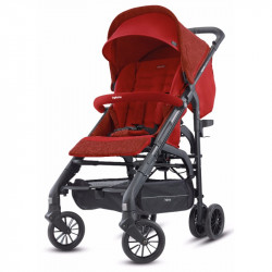 Καρότσι Inglesina Zippy Light Brick Red - Black