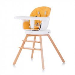 ChipoLiNo περιστρεφόμενη καρέκλα φαγητού 3 σε 1 Rotto Melon