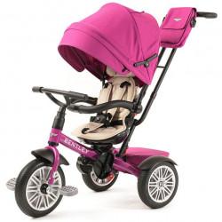 Τρίκυκλο ποδήλατο BENTLEY Fuchsia Pink