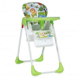 LoreLLi® καρέκλα φαγητού Tutti Frutti Green Jungle