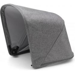 Αντηλιακή κουκούλα καροτσιού Bugaboo Fox 3 Grey Melange