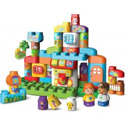 Σετ κατασκευής Vtech® Baby BlaBla Blocks Το σπίτι της γνώσης