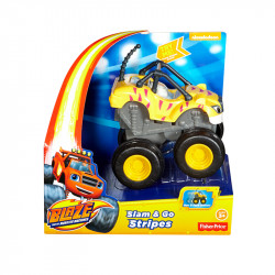 Όχημα Slam & Go Blaze, 3 σχέδια CGK22