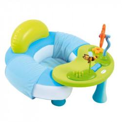 Φουσκωτό κάθισμα με τραπέζι δραστηριοτήτων Smoby Cotoons 2 χρώματα