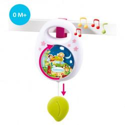 Μουσικό κουτί Smoby Cotoons 2 χρώματα