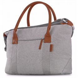 Τσάντα - αλλαξιέρα καροτσιου Inglesina Day Bag Quad Derby Grey