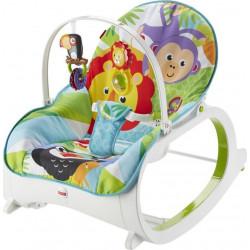 Κούνια - ριλάξ λιονταράκι Fisher-Price® Infant to Toddler FML56