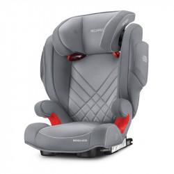 Κάθισμα αυτοκινήτου Recaro Monza Nova 2 Seatfix Aluminium 15-36 kg