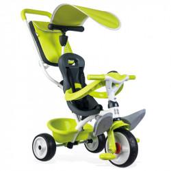 Τρίκυκλο ποδήλατο Smoby Baby Balade Green
