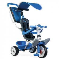 Τρίκυκλο ποδήλατο Smoby Baby Balade Blue
