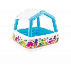 Φουσκωτή πισίνα με σκίαστρο INTEX® Sun 2+ ετών