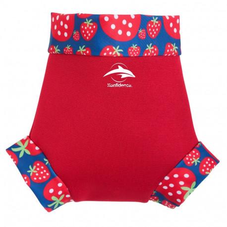 b2b03ff97bb Κάλυμμα πάνας - μαγιό Konfidence™ NeoNappy Red Strawberry 12-18 μηνών