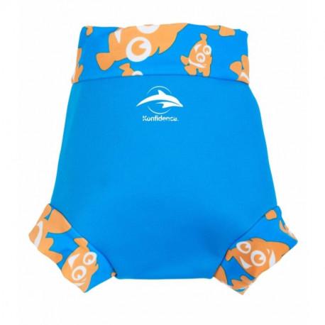 Κάλυμμα πάνας - μαγιό Konfidence™ NeoNappy Cyan Clownfish 6-9 μηνών ... 14c3a20c85c