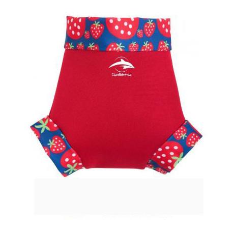 Κάλυμμα πάνας - μαγιό Konfidence™ NeoNappy Red Strawberry 6-9 μηνών ... 47d946bc038