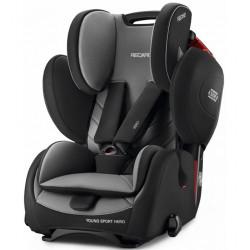 Κάθισμα αυτοκινήτου Recaro Young Sport Hero Carbon Black 9-36 kg