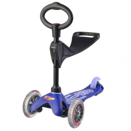 Τρίκυκλο παιδικό πατίνι Micro® Mini 3in1 Deluxe Blue