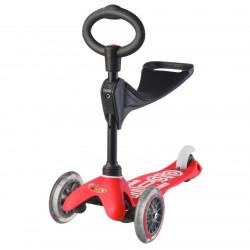 Τρίκυκλο παιδικό πατίνι Micro® Mini 3in1 Deluxe Red