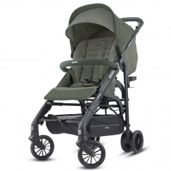 Καρότσι Inglesina Zippy Light Camp Green - Black