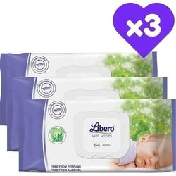 Μωρομάντηλα Libero Aloe Vera Refill 2+1 Δώρο