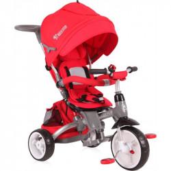Τρίκυκλο ποδήλατο LoreLLi® Hot Rock Red