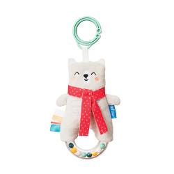 Κουδουνίστρα Taf™ Toys Paul the Bear
