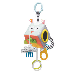 Κρεμαστός κύβος δραστηριοτήτων Taf™ Toys Developmental Cube