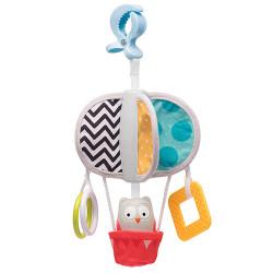 Κρεμαστή κουκουβάγια Taf™ Toys Obi Owl Chime Bell Mobile