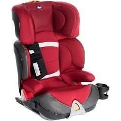 Κάθισμα αυτοκινήτου Chicco Oasys 2-3 Fix Plus Evo Red Passion 15-36 kg