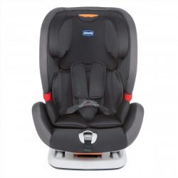 Κάθισμα αυτοκινήτου Chicco YOUniverse 123 Fix Jet Black 9-36 kg