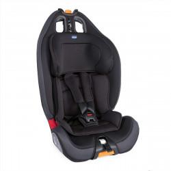 Κάθισμα αυτοκινήτου Chicco Gro-Up 123 Jet Black 9-36 kg