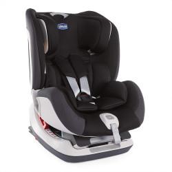 Κάθισμα αυτοκινήτου Chicco Seat Up Jet Black New 0-25 kg