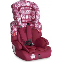 Κάθισμα αυτοκινήτου LoreLLi® Kiddy Red 9-36 kg