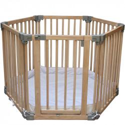 Clippasafe ξύλινο προστατευτικό χώρου για διάφορες χρήσεις