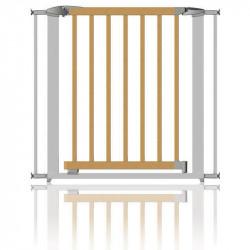 Clippasafe πόρτα ασφαλείας Swing Shut, επεκτεινόμενη 73-96 cm
