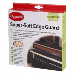 Clippasafe αφρώδες προστατευτικό για άκρες επίπλων 2 m