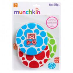 Αντιολισθητικά μπάνιου Munchkin White Hot  σετ των 6
