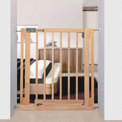 Safety 1ST πόρτα ασφαλείας Easy Close Wood 73-80,5 cm