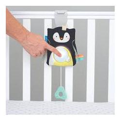 Κρεμαστό παιχνίδι δραστηριοτήτων Taf™ Toys Prince the Penguin