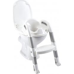 Thermobaby εκπαιδευτικό κάθισμα τουαλέτας Kiddyloo Grey