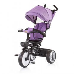 Τρίκυκλο ποδήλατο ChipoLiNo Tempo Purple Linen