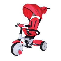 Τρίκυκλο ποδήλατο LoreLLi® Matrix Red