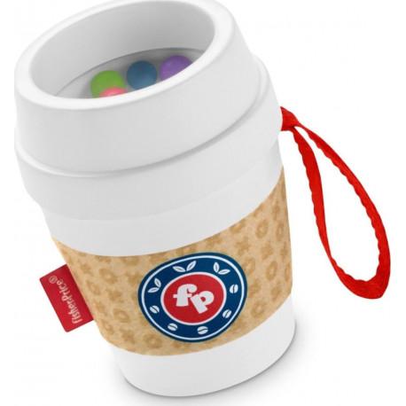 Κουδουνίστρα Fisher-Price® Coffe Mug DYW60