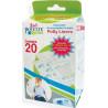 Kalencom ανταλλακτικές σακούλες για γιογιό Potette® Plus σε ρολό 20 τεμάχια