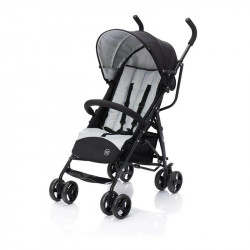 Καρότσι Fillikid Glider Black - Grey