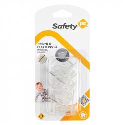 Safety 1ST προστατευτικά για γωνίες επίπλων Soft σετ των 4
